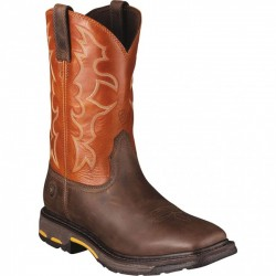 Workhog Square Toe Work Boot